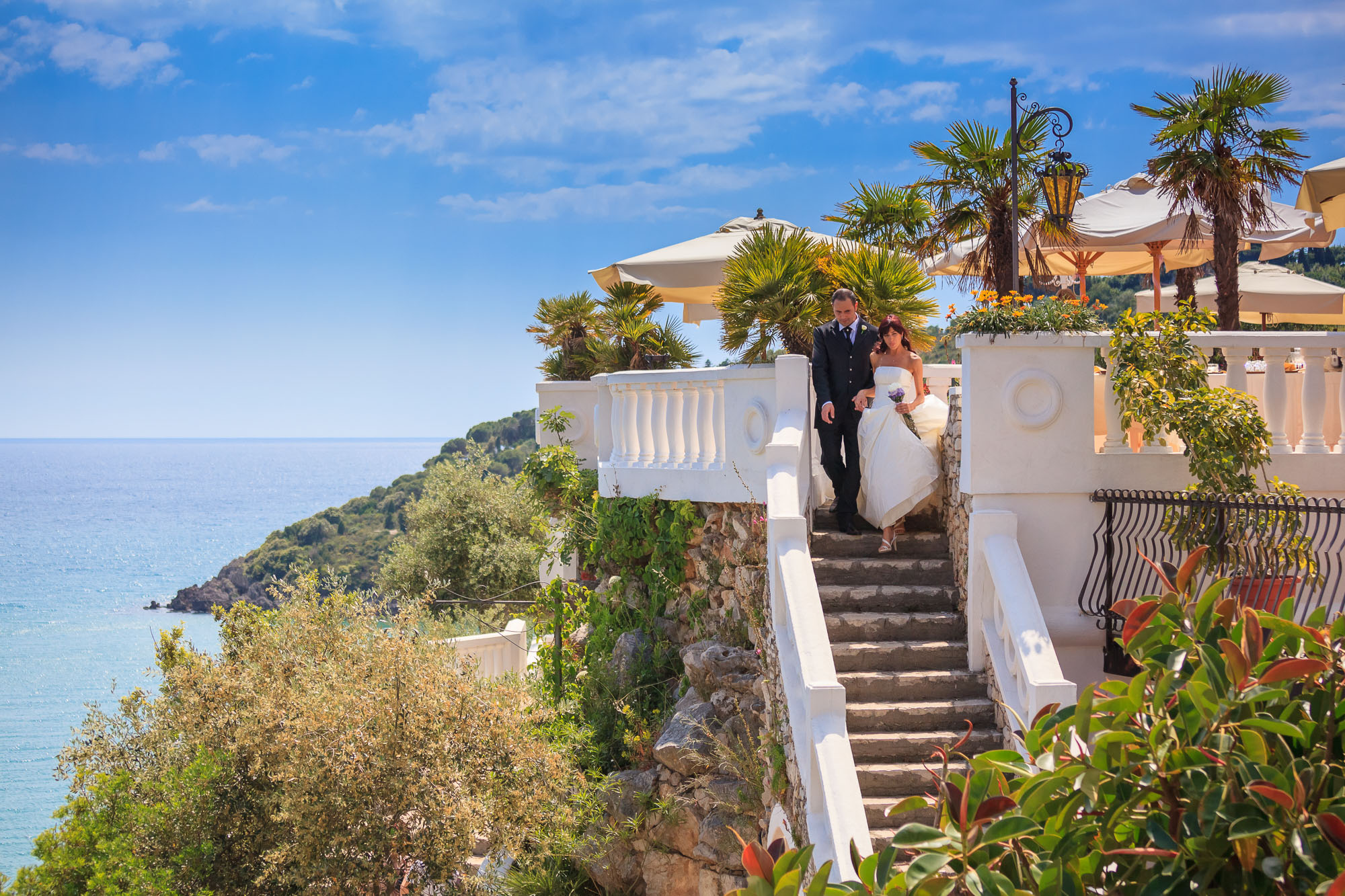 Grand Hotel Le Rocce 4 Stars Resort In Gaeta