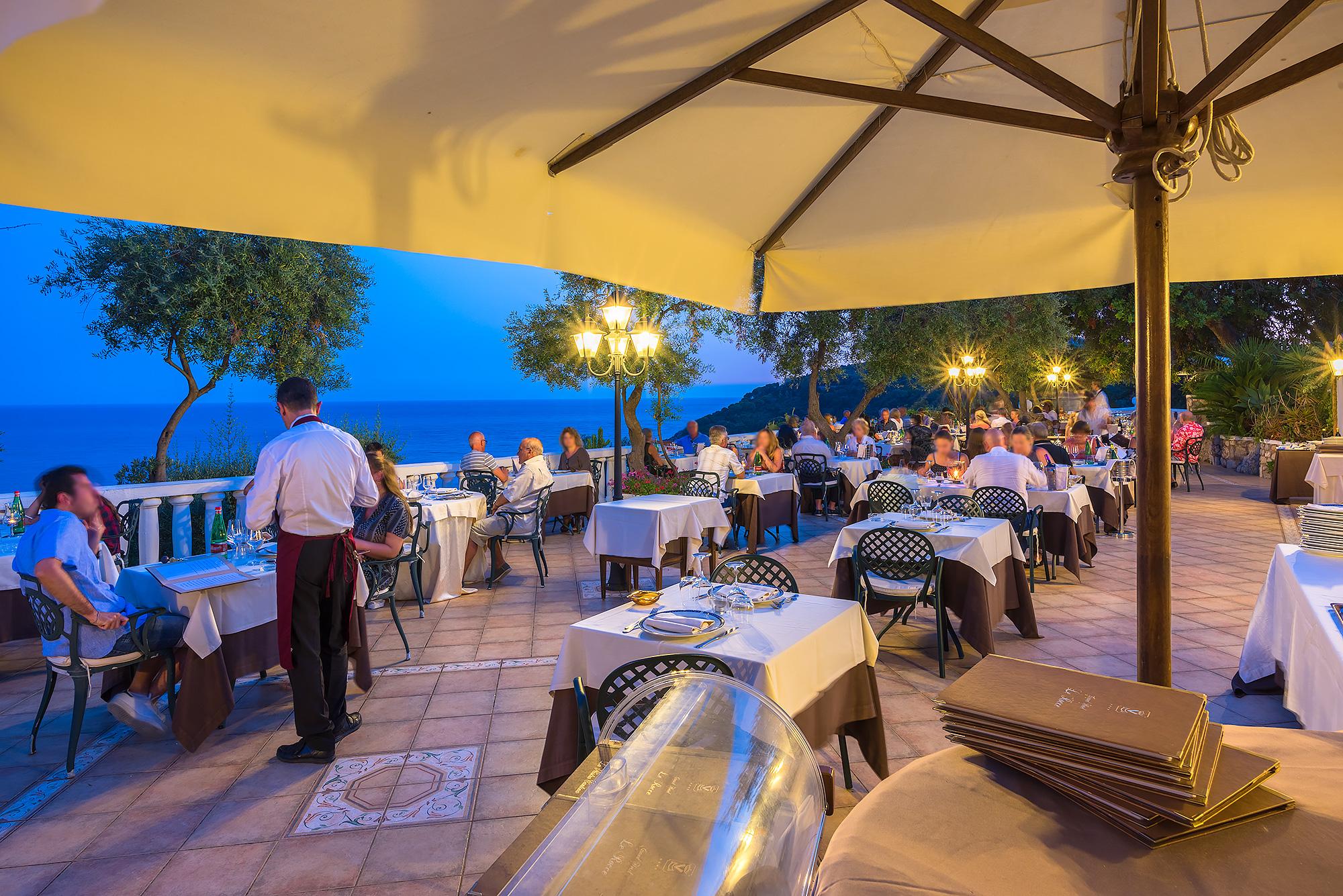 La Terrazza Degli Ulivi Ristorante Grand Hotel Le Rocce